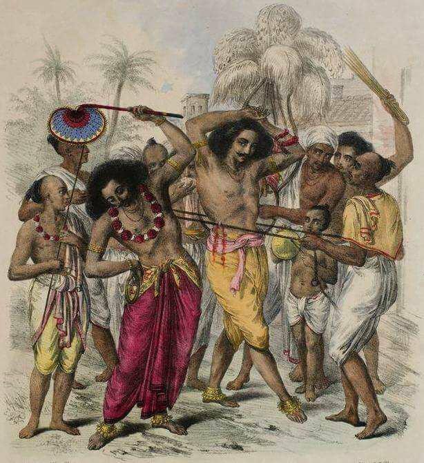 Image result for চড়ক-গাজনের গান olf kolkata