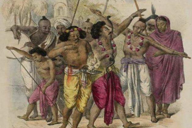 চড়কের ইতিকথা: ভূতপ্রেত ও পুনর্জন্ম, হিন্দু সমাজের প্রাচীন লোকসংস্কৃতি