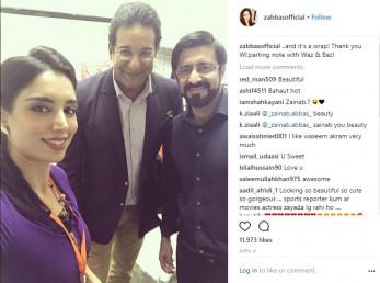Photo Courtesy : Zainab  Abbas  Instagram Handle