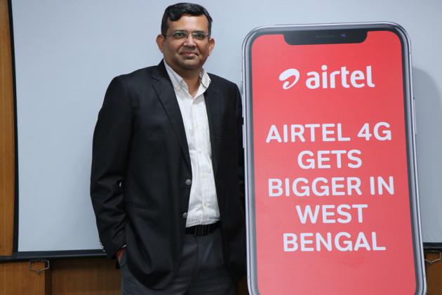 Sameer Anjaria, Chief Executive Officer – West Bengal & Odisha, Bharti Airtel Ltd