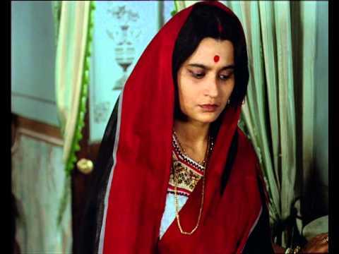'ঘরে বাইরে' ছবিতে বিমলা দেবীর চরিত্রে স্বাতীলেখা সেনগুপ্ত
