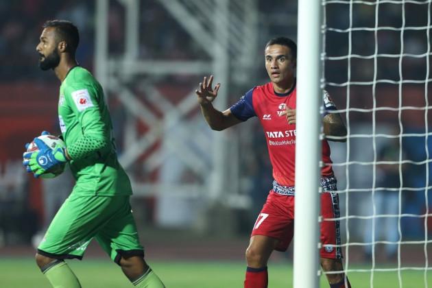Hero ISL 2018 M14 - Jamshedpur FC  v ATK