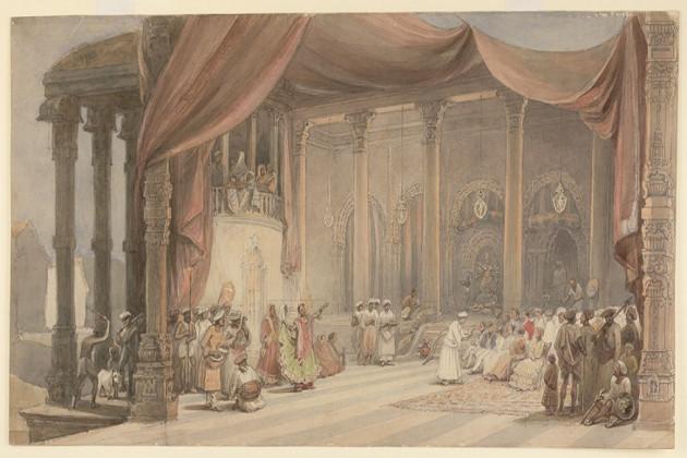 দুর্গা পুজোর পর থেকে ইংরেজি নববর্ষ... শোভাবাজর রাজবাড়িতে চলত ফূর্তির ফোয়ারা