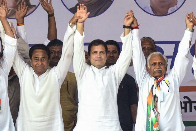 India Today-Axis Exit Poll : রাজস্থান, মধ্যপ্রদেশ ও ছত্তীসগড় কংগ্রেসের