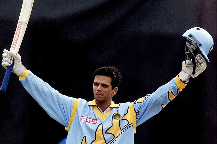 রাহুল দ্রাবিড় ১৯৯৯ সালে বিশ্বকাপে ৪৬১ রান করেন ৷ তিনি সর্বোচ্চ রান সংগ্রাহক ছিলেন ৷ (Image: Reuters)