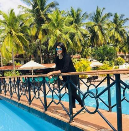 মেয়ের ক্রিকেটে আগ্রহ দেখেই বাবা সুরেন্দ্র পুনিয়া লোন নিয়ে, সম্পত্তির বেশ কিছু অংশ বিক্রি করেই স্পোর্টস কমপ্লেক্স তৈরি করেন ৷ Photo Courtesy: Priya Punia/Instagram Handle