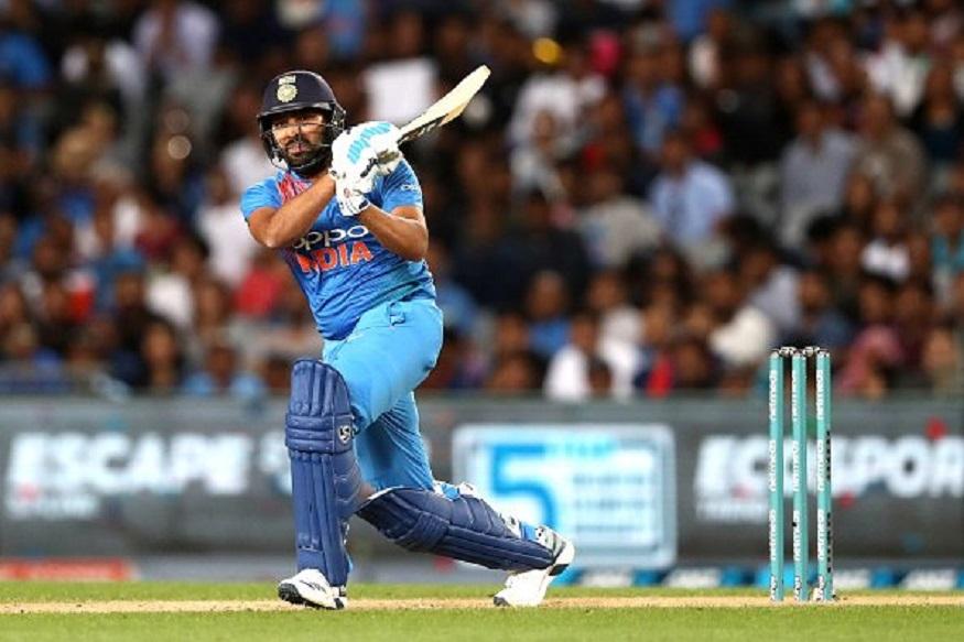 রোহিত শর্মা রেকর্ড ভাঙার ফর্মে রয়েছেন ৷ ভারত বনাম নিউজিল্যান্ড 2nd T20 তে ভারত জিতল ৷ পাশাপাশি অধিনায়ক রোহিত নজির গড়ে ফেললেন ৷ Photo -BCCI