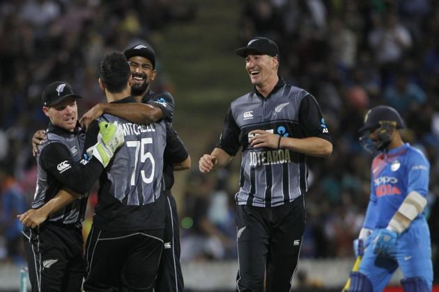 India vs New Zealand: কার্তিক-ক্রুণালের লড়াই কাজে এল না, ৪ রানে জিতে টি২০ সিরিজ কিউইদের দখলেই