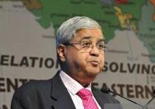 Sitaram Sharma, President of Bharat Chamber of Commerce
