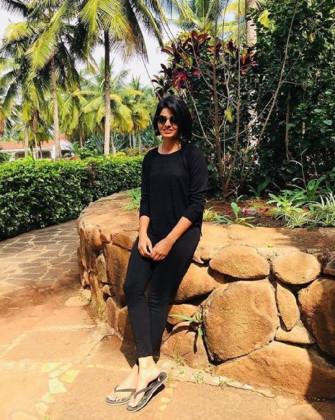 নিউজিল্যান্ড সফরে ভেদা কৃষ্ণামূর্তির জায়গায় ভারতীয় দলে সুযোগ পেয়েছেন প্রিয়া ৷ Photo Courtesy: Priya Punia/Instagram Handle