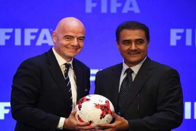 FIFA  কাউন্সিলের প্রথম ভারতীয় সদস্য হতে চলেছেন প্রফুল প্যাটেল