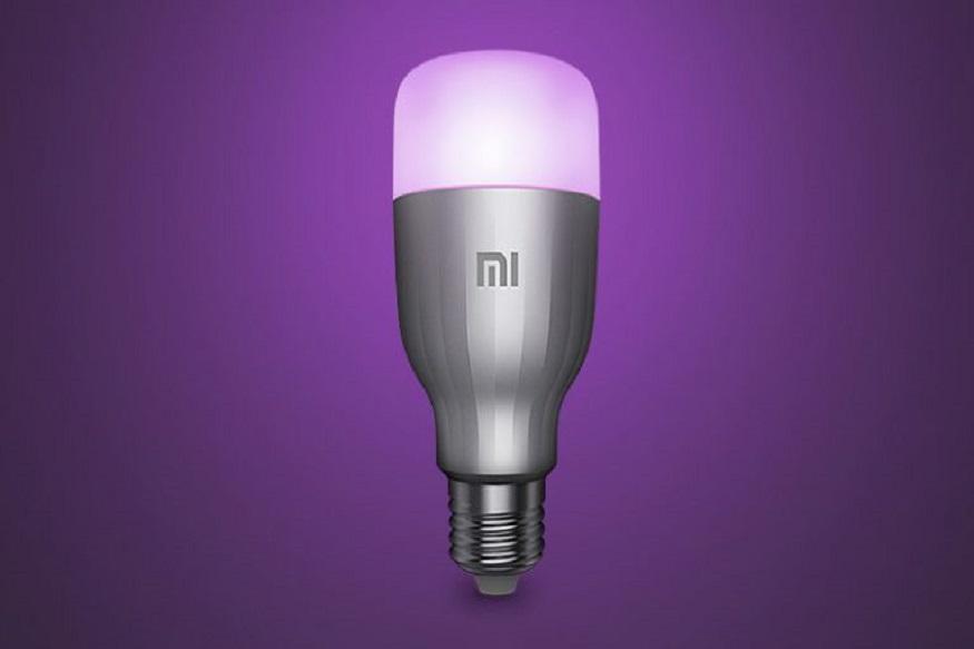 ভারতে লঞ্চ হল  Mi LED Smart Bulb। Redmi Y3 আর Redmi 7-র সাথে এই স্মার্ট বাল্ব লঞ্চ করল Xiaomi।