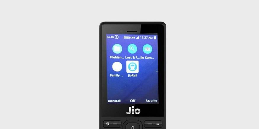 JioPhone আর JioPhone 2-এর জন্য এবার নতুন অ্যাপ নিয়ে এল  Reliance Jio।  এই অ্যাপের সাহায্যে JioPhone-এর গ্রাহকরা IRCTC-র সার্ভিস ফায়দা ওঠাতে পারবেন।
