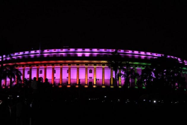 বিশেষ LED আলোকসজ্জায় সেজে উঠল সংসদ, উদ্বোধন করলেন প্রধানমন্ত্রী