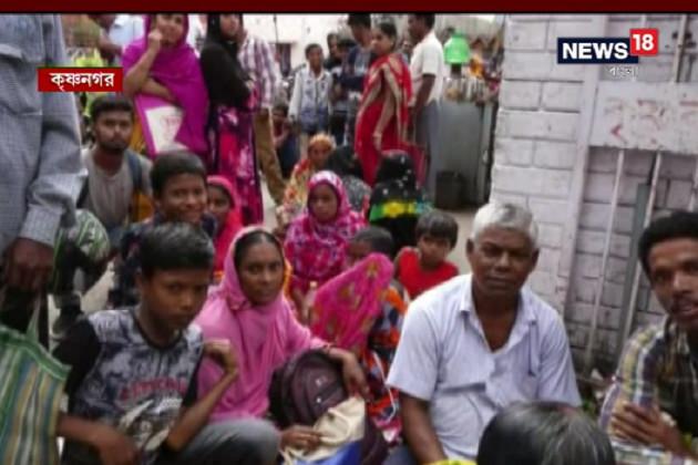 এ বার বসিরহাট, এনআরসি আতঙ্কের অভিযোগে বাড়ছে মৃত্যু