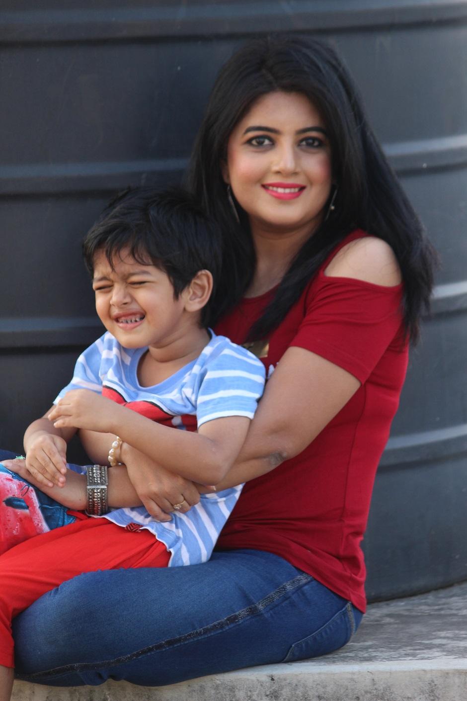 Model: Susmita Sengupta Ghosh
