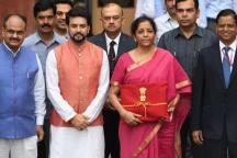 Union Budget 2019: সমস্ত গ্রামপঞ্চায়েতেই এবার ইন্টারনেটের পরিষেবা, ঘোষণা অর্থমন্ত্রীর