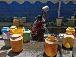 IN PICS: গরমে নাজেহাল রাজ্যবাসী, আগামী ৪৮ ঘণ্টাতও চলবে তাপপ্রবাহ