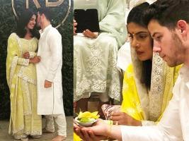 Priyanka Chopra and Nick Jonas engagement: কী থাকছে আজকের মেনুতে ?