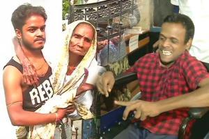 Lok Sabha Elections 2019: সমস্যাকে হারিয়ে ভোট দিতে এলেন যারা