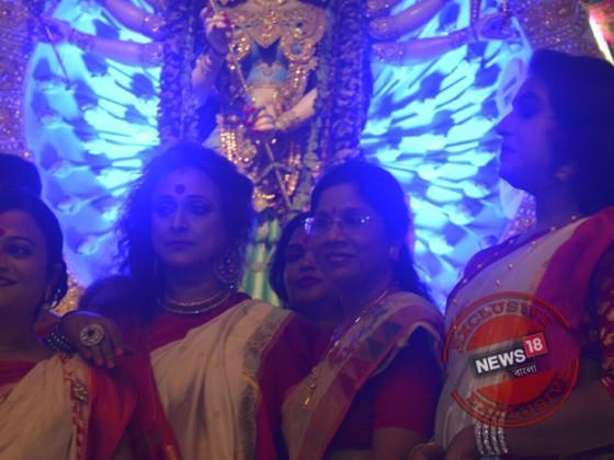 এছাড়া উপস্থিত ছিলেন শিশু ও পরিবারকল্যাণমন্ত্রী শশী পাঁজা ৷ Photo: Rituporna Dutta